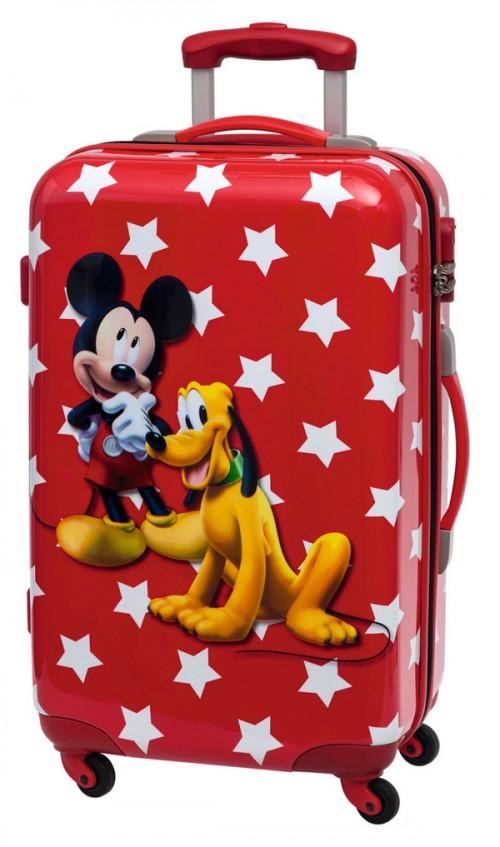 Maleta mediana  Mickey & Pluto Stars 2061551