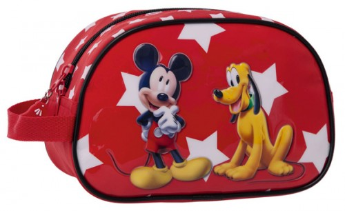 neceser adaptable mickey y pluto stars 2064451