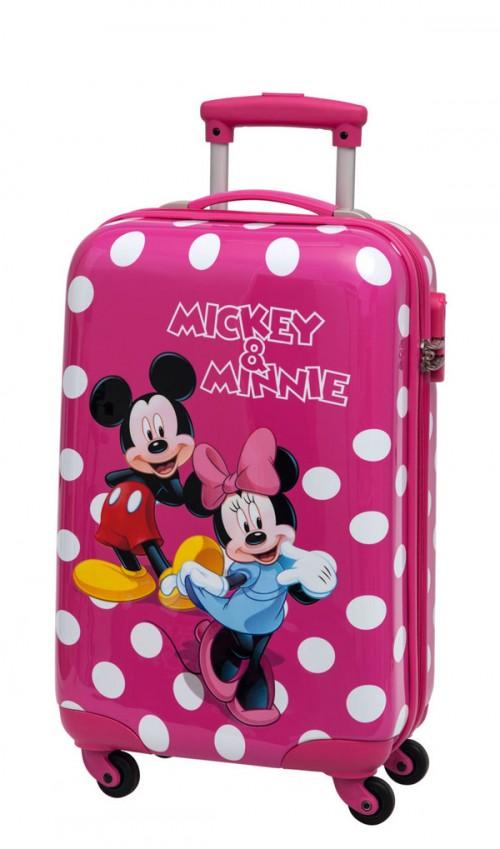 maleta de cabina Minnie & Mickey Lunares  2071451