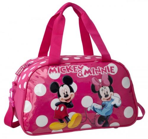 bolsa Minnie & Mickey Lunares 2073251