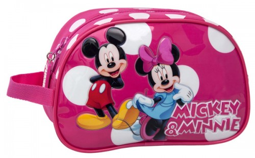 neceser Minnie & Mickey Lunares  2074451