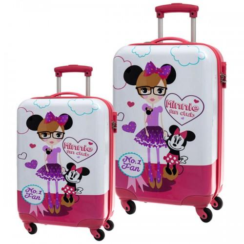 juego maletas minnie 2091651