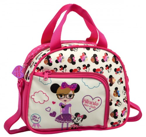 neceser minnie adaptable y bandolera 2094951