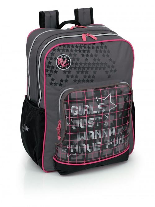 209700 mochila grande gabol doble compartimento