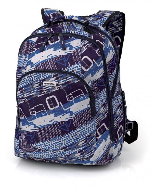 mochila escolar gabol 212660
