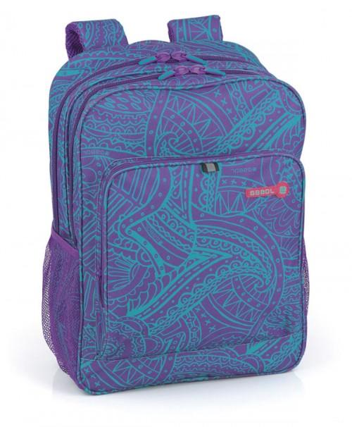 mochila doble gabol 216900
