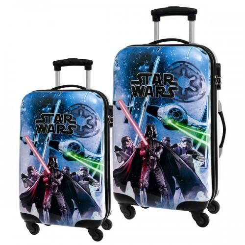 juego maletas star wars 2241651