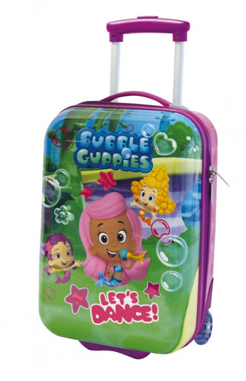 Maleta Infantil ABS Bubble Guppies 2281151