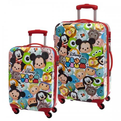 Juego maletas Tsum Tsum 55/68cm 2331951