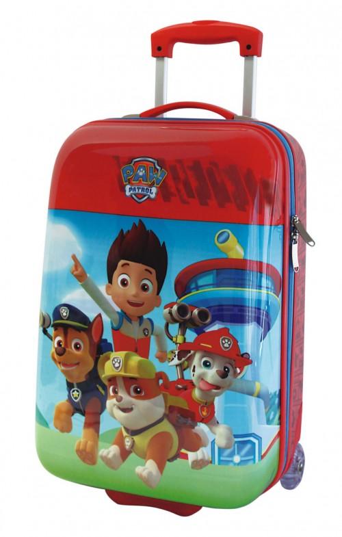 Maleta Cabina Infantil Paw Patrol Jumping 2341251