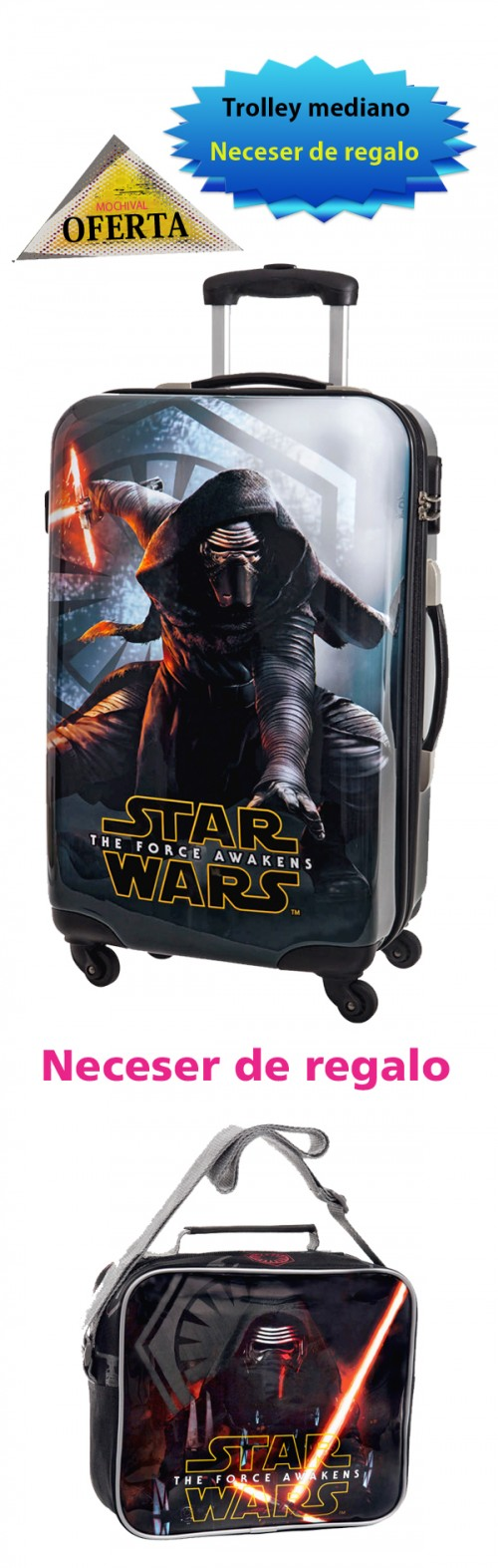 2351551 Trolley Star Wars