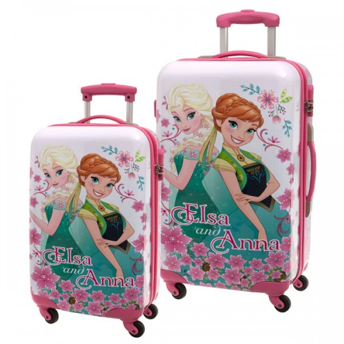 2381651 Set 2 Trolleys Frozen Fever 55 - 67cm