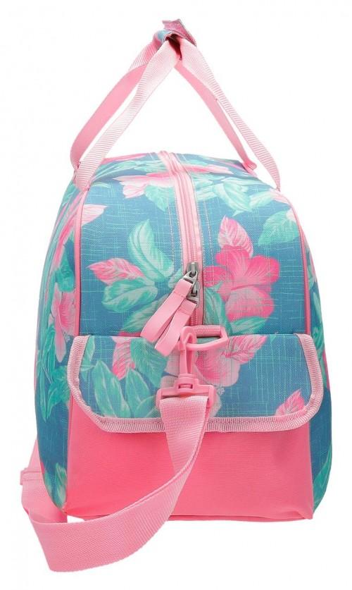 3553361 bolsa de viaje 45 cm maui tropical lateral