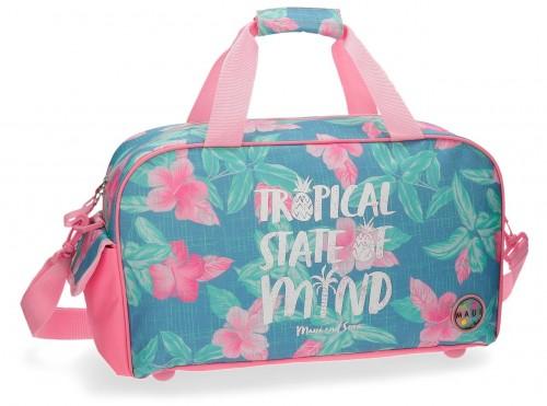 3553361 bolsa de viaje 45 cm maui tropical