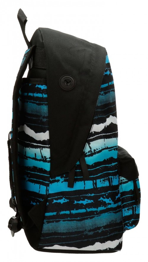 3562361 mochila 42 cm maui waves lateral