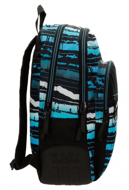 3562661 mochila 44 cm doble maui waves lateral