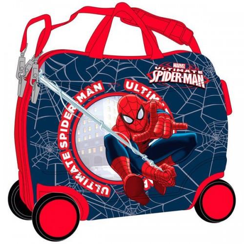 Maleta infantil 4 ruedas Spiderman 4089951