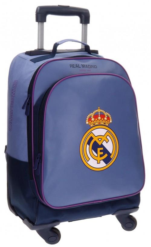 Mochila 4 Ruedas Real Madrid 4952852RM