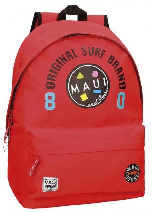 Mochila Maui Adaptable Roja 50923B2