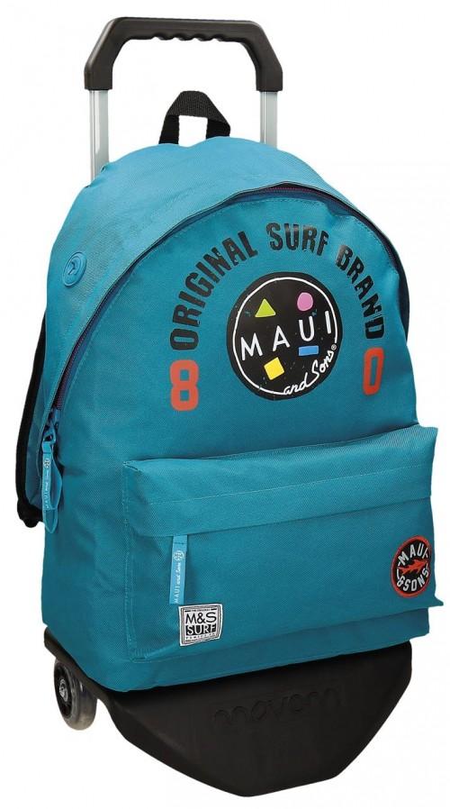 Mochila Maui Azul Carro 50923N3