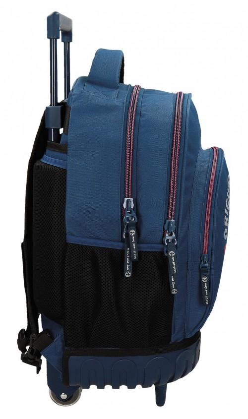 Mochila Trolley Compacat 5092961 lateral