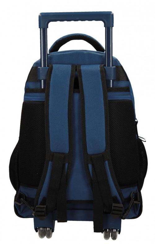 Mochila Trolley Compacat 5092961 dorsal