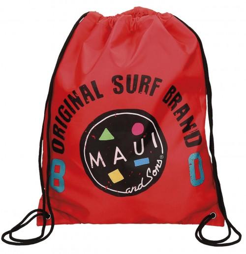 Gym Sac Maui Rojo 5093862