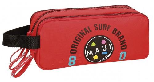 Portatodo Triple Maui Rojo 5094762