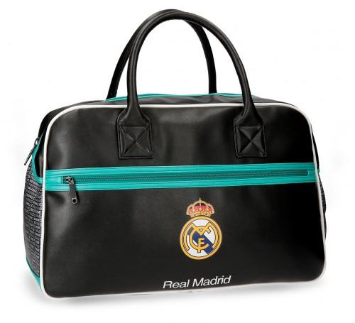 5373562 bolsa de viaje real madrid leyenda negro