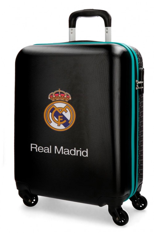 5378762 Trolley cabina Real Madrid Leyenda Black