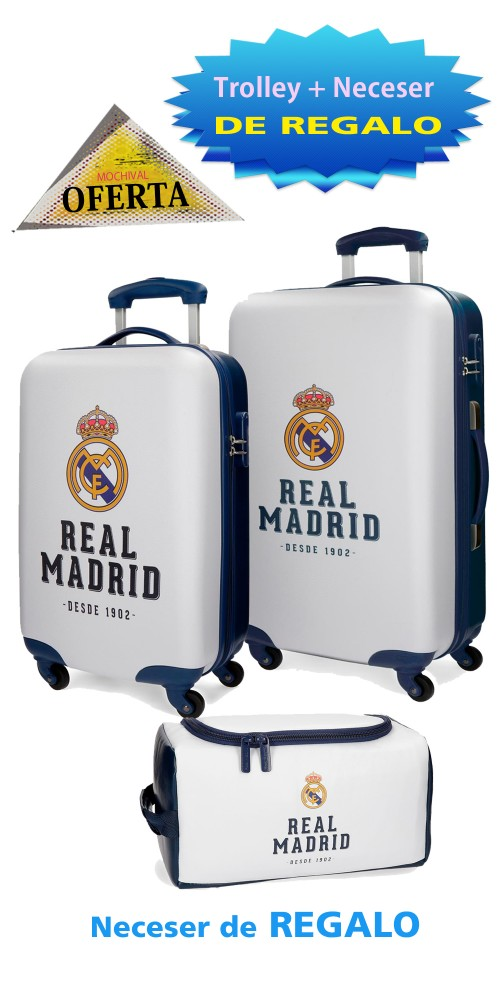 5381662 set trolley cabina y mediano real madrid gol marino