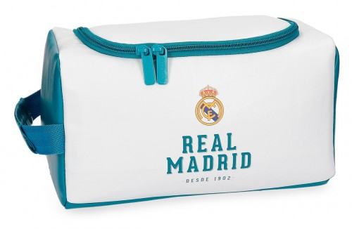 5384461neceser adaptable a trolley real madrid gol