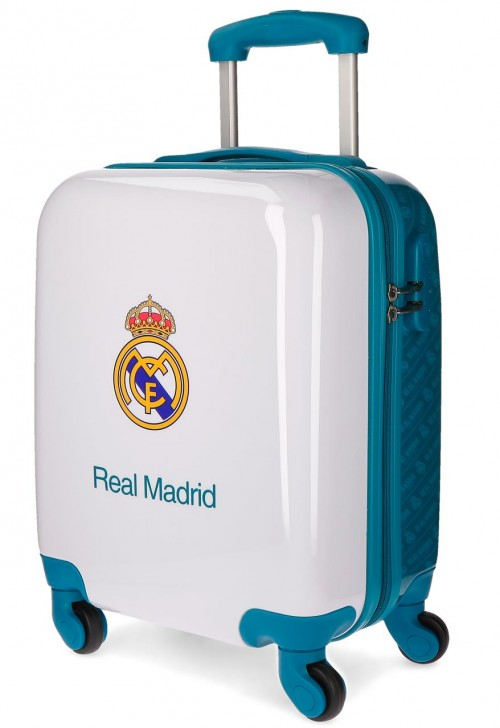 5541062 trolley pequeño 45 cm kings of europe azul