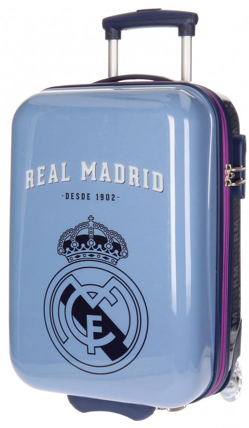 5470361 Trolley Cabina Real Madrid 50 cm