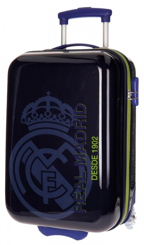 5470362 Trolley Cabina Real Madrid 50 cm