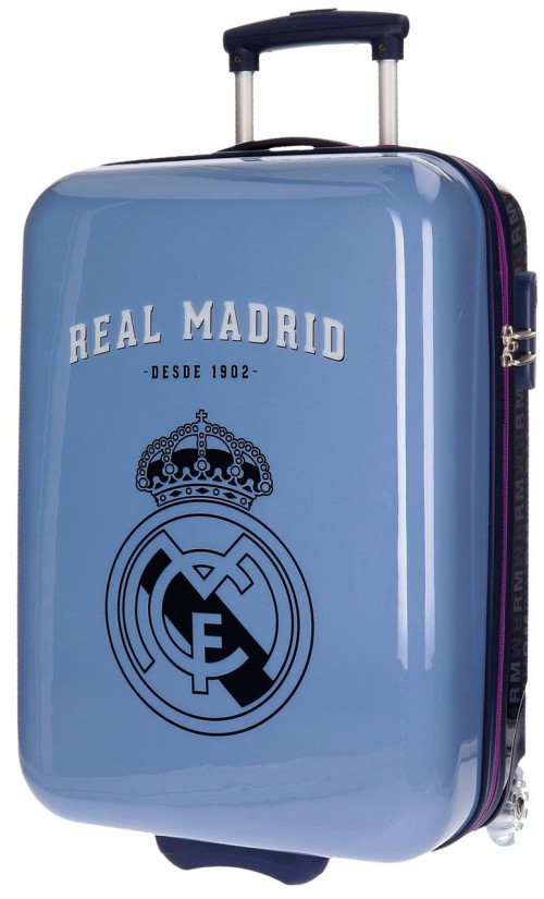 5470461 Trolley Cabina 55 cm  Real Madrid