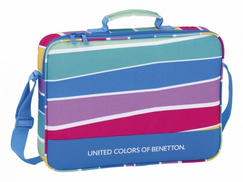 Cartera extraescolar Benetton Stripes 611735385