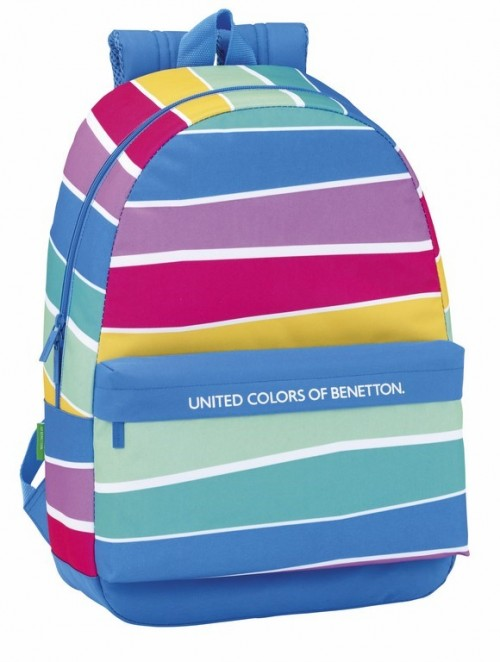 Mochila Benetton Stripes 611735758