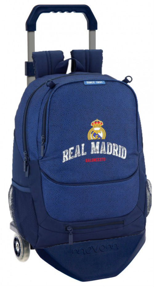 611874313 Mochila real madrid basket con carro