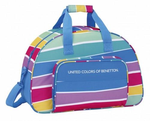 Bolsa de Viaje Benetton Stripes 711735219