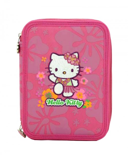 Estuche doble hello kitty 722131
