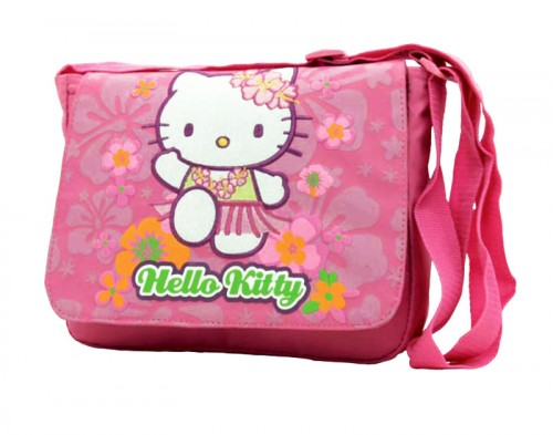 bolso bandolera hello kitty  722254