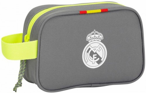 811554234 Neceser Real Madrid Gris