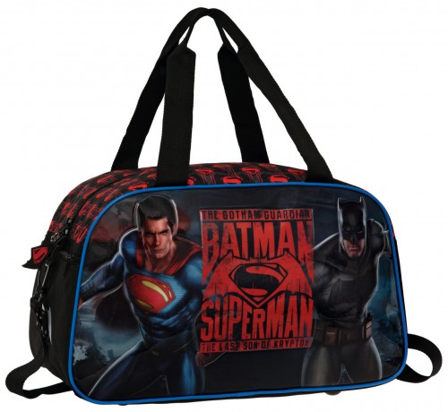 Bolsa Superman y Batman City 2583351M