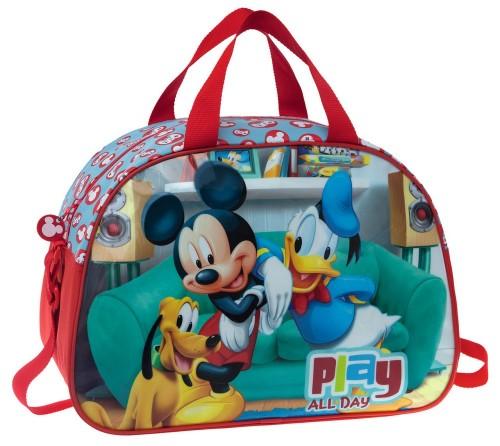 Bolsa de Viaje Mickey  Play 4523251