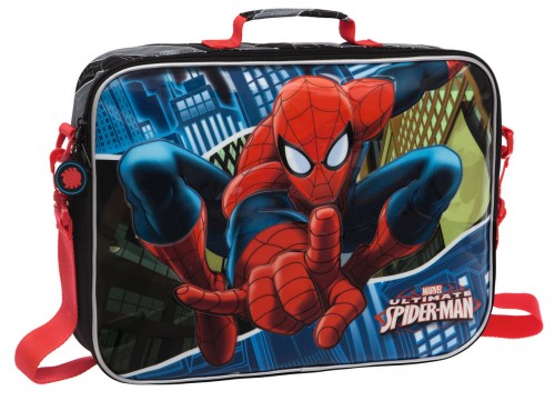 Cartera Esxtraescolar Spiderman 2455351