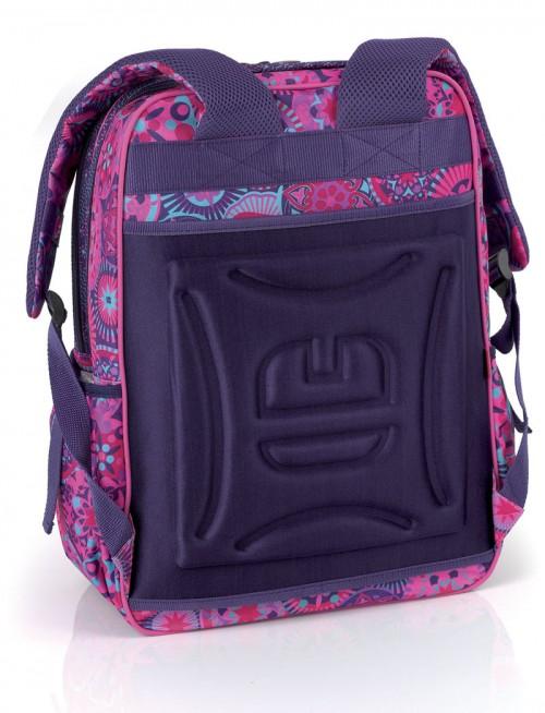 mochila escolar gabol  213700  DORSAL