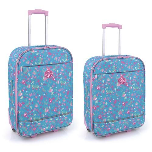 Juego 2 maletas Gabol Lulu 217404099 Cabina y Mediana