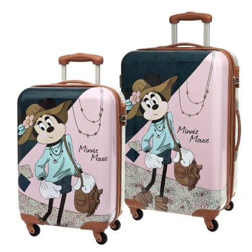 Juego maletas Minnie Pamela 1730901 cabina y mediana