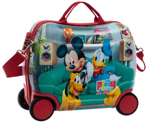 Maleta Infantil ABS 4 Ruedas 4521051